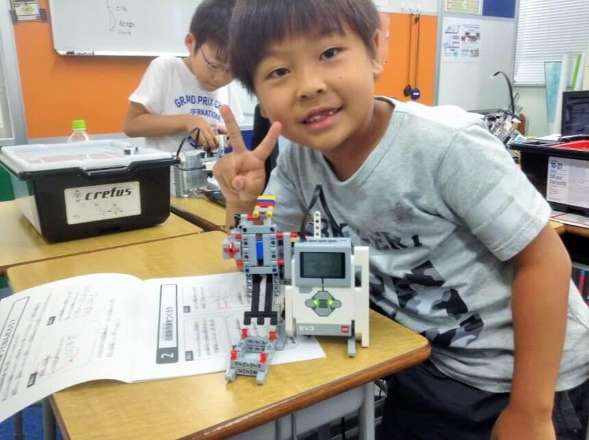 ロボット科学教育 Crefus(クレファス)上大岡校