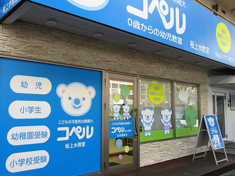 幼児教室コペル 桜上水教室