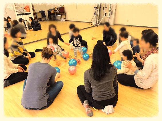 Kids Village Music Together キッズヴィレッジ・ミュージックトゥギャザー