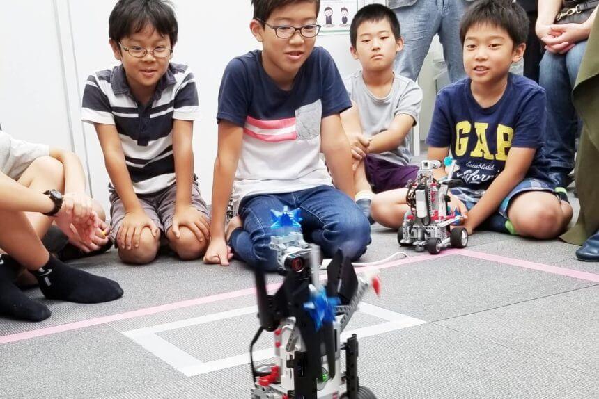 ロボット科学教育 Crefus(クレファス)三軒茶屋校