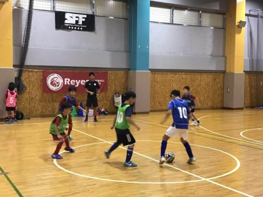 東急Sレイエス フットボールスクール ルネサンス相模大野