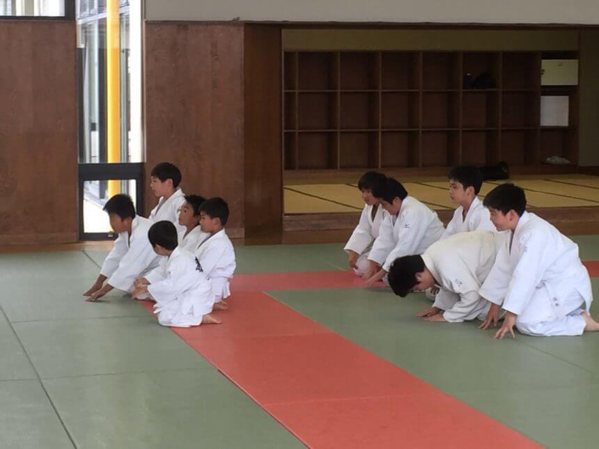 芝スポーツセンター少年少女柔道クラブ