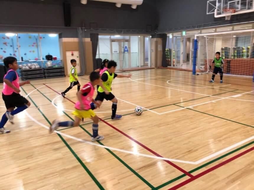レイエス フットボールスクール NAS湘南台