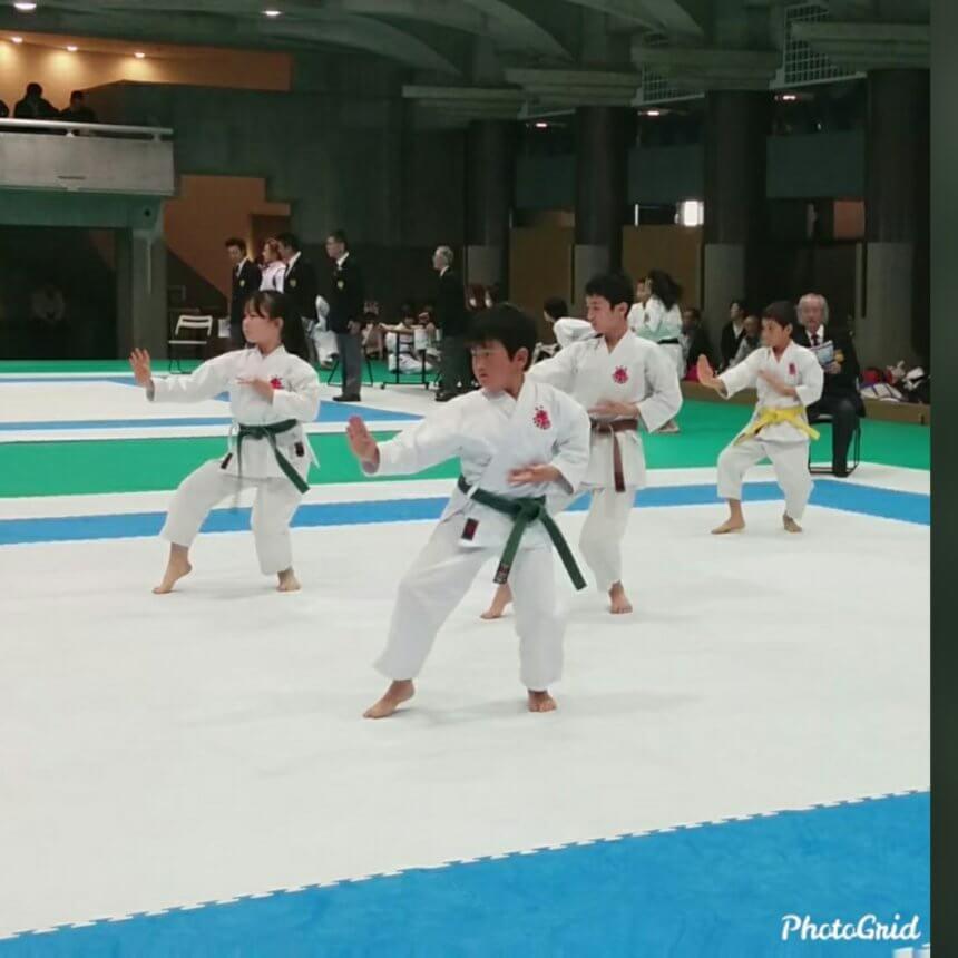 日本空手道糸洲会 昌武館 江戸川本部