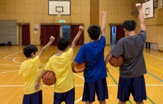 K-styleバスケットボールスクール 久世クラス