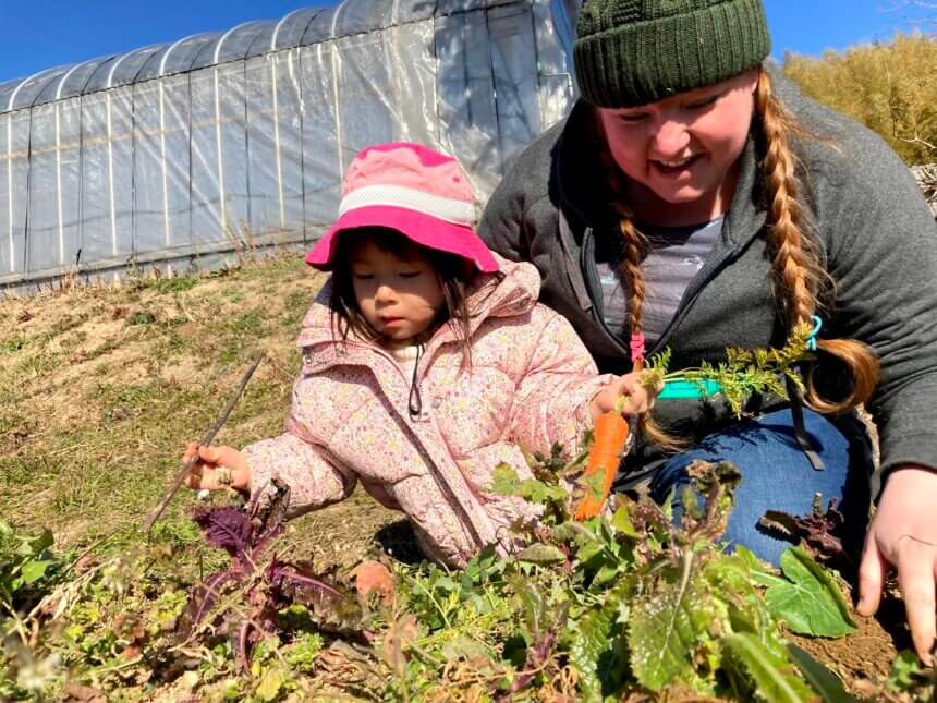 AKG farm (Awaji Kids Garden Farm)